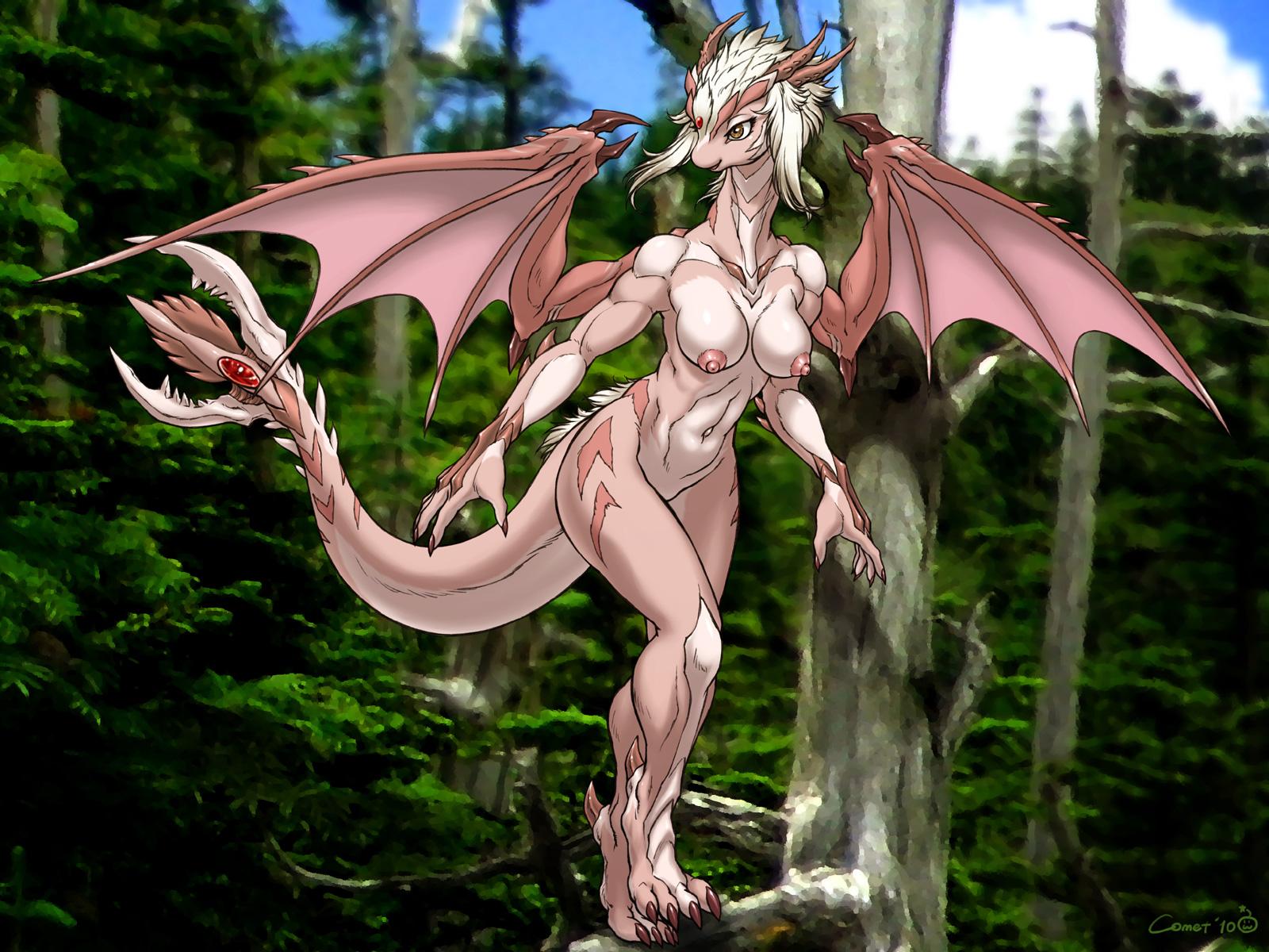Пизда дракона